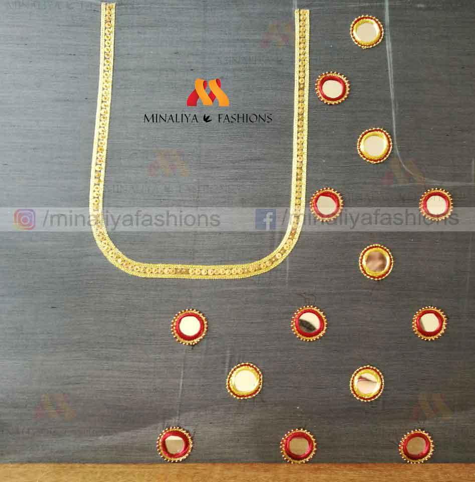 Aari Embroidery Design
