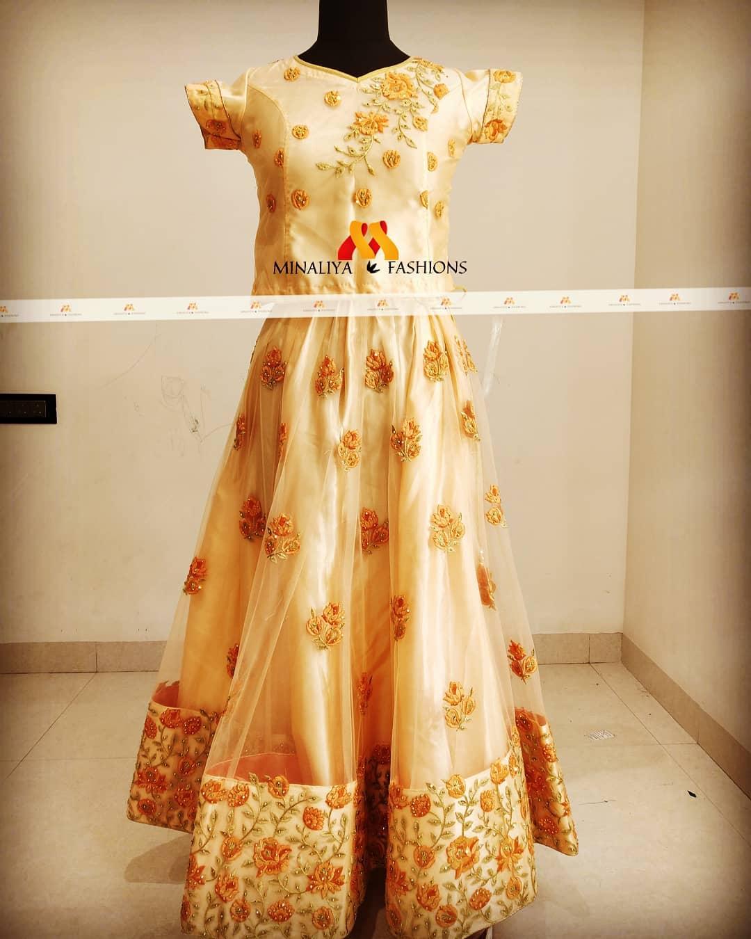 Latest Lehenga Design for Girls