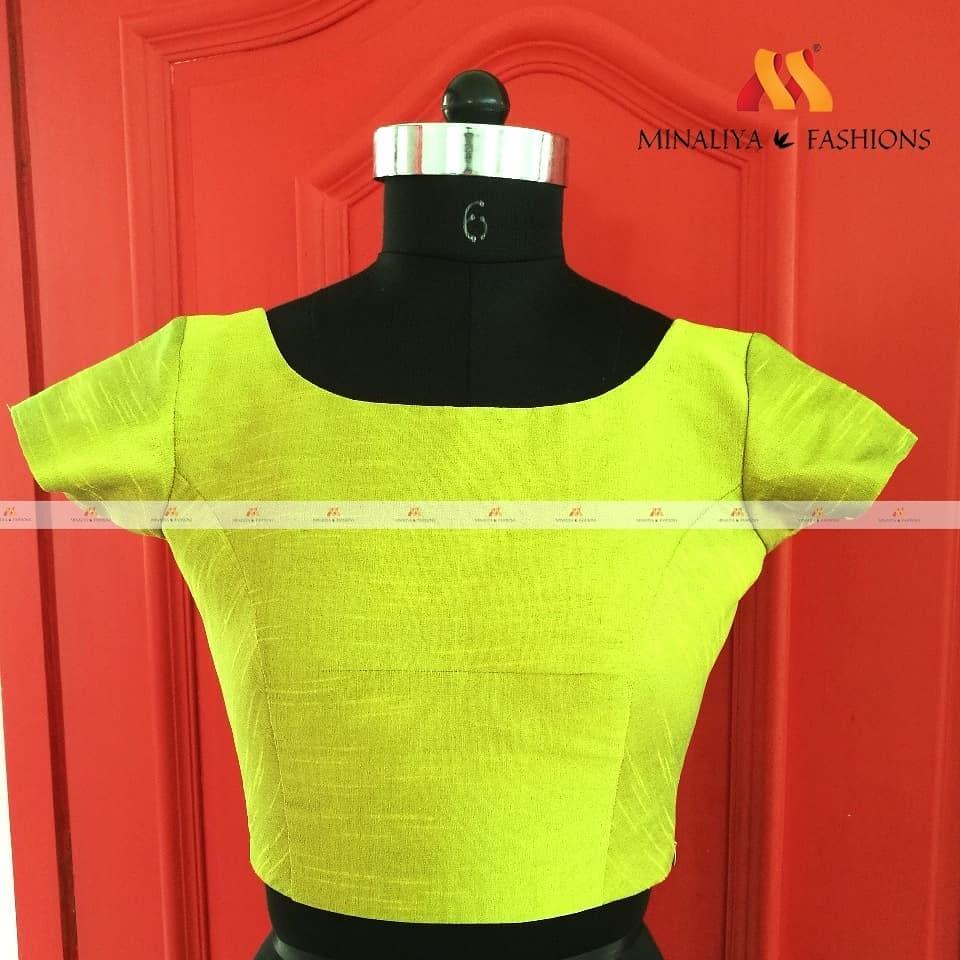 Latest Saree Blouse Pattern