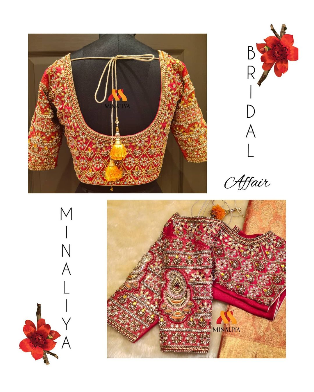 Blouse Embroidery Designer